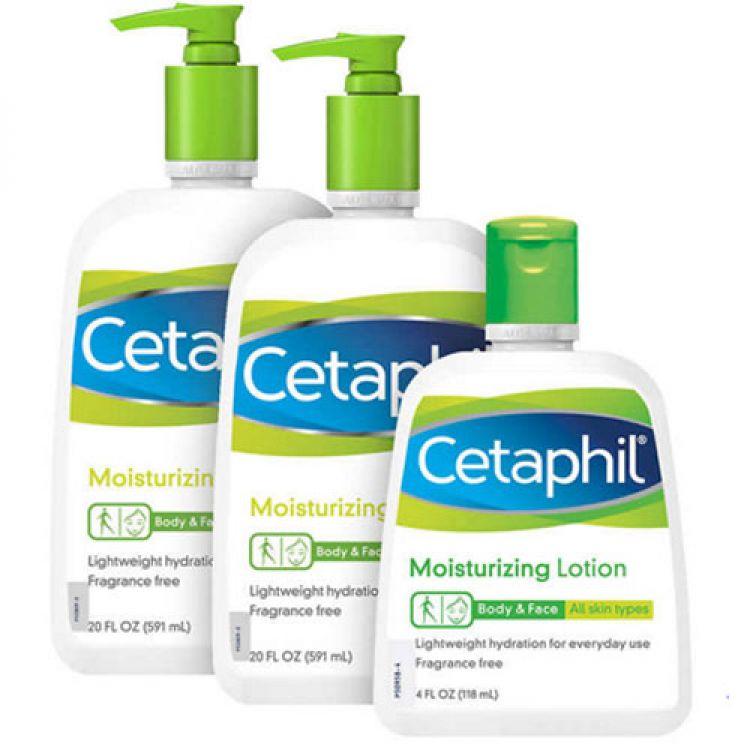 Cetaphil-모이스칭로션