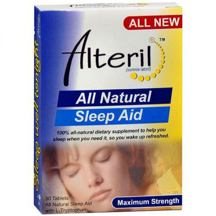 ALTERIL-자연수면보조제