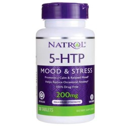 5-HTP MOOD & STRESS 200Mg-우울증.스트레스해소