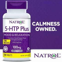 5-HTP MOOD & STRESS 100Mg-우울증.스트레스해소