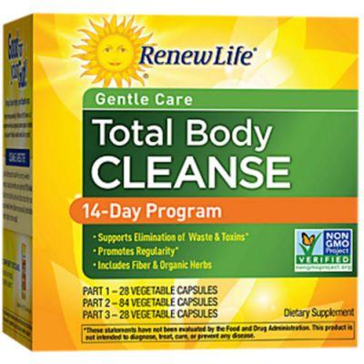 TOTAL BODY Cleanse-토탈바디클린져