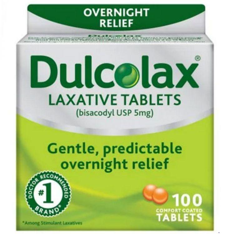 DULCOLAX-만성변비해소