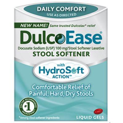 DULCOLAX Softener-부드러운변비해소