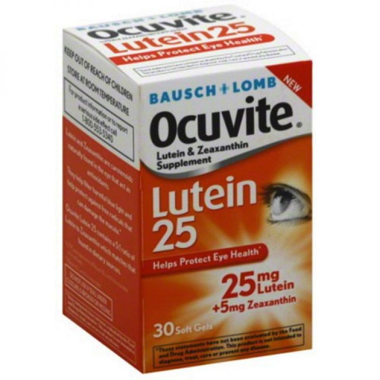 Ocuvite Lutein-오큐바이트 루테인