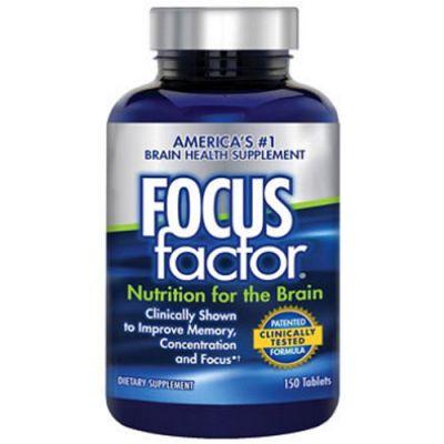 FOCUSfactor-기억력향상