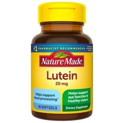 Lutein-루테인-20mg-30젤캡