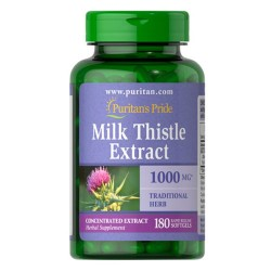 Milk Thistle 180정-밀크시슬