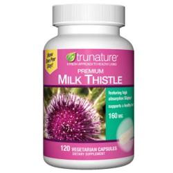 Milk Thistle-120-CAP 밀크시슬-간건강