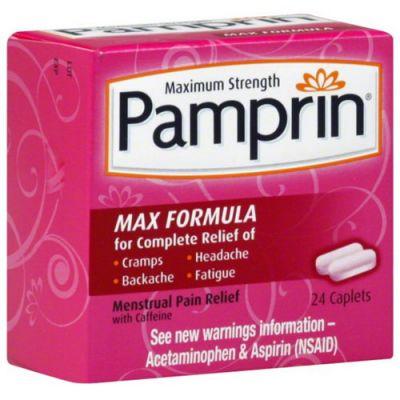 Pamprin-판피린생리통증-24