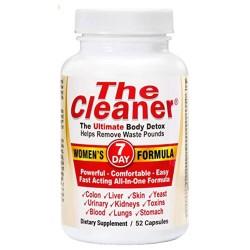 THE Cleaner-7Day 52Cap-(여성용)-토탈바디클리너