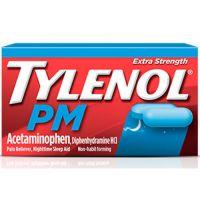 TYLENOL PM-타이레놀 수면제