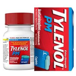TYLENOL PM-225정-타이레놀 수면제