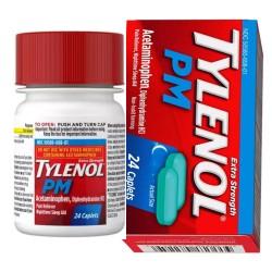 Tylenol PM-24정-타이레놀PM